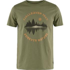 Fjällräven Forest Mirror T-Shirt Men, verde